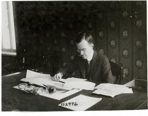 Dewitt Clinton Poole Jr., 1918